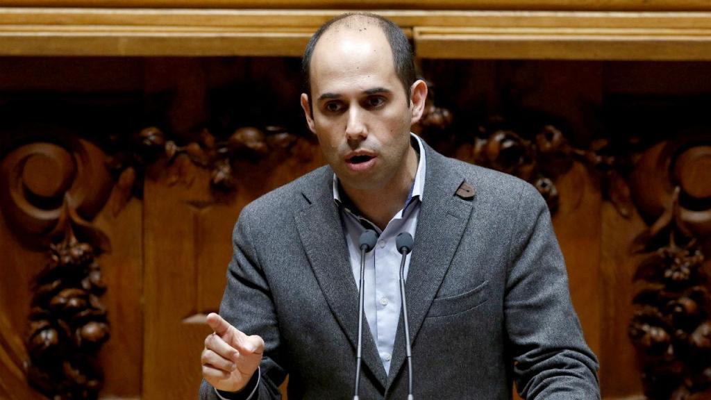 Deputado do Bloco de Esquerda, Pedro Filipe Soares