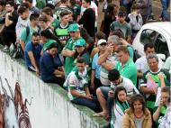 Tragédia Chapecoense (Reuters)