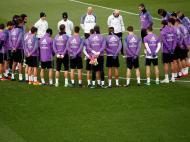 Real Madrid homenageia Chapecoense (Reuters)