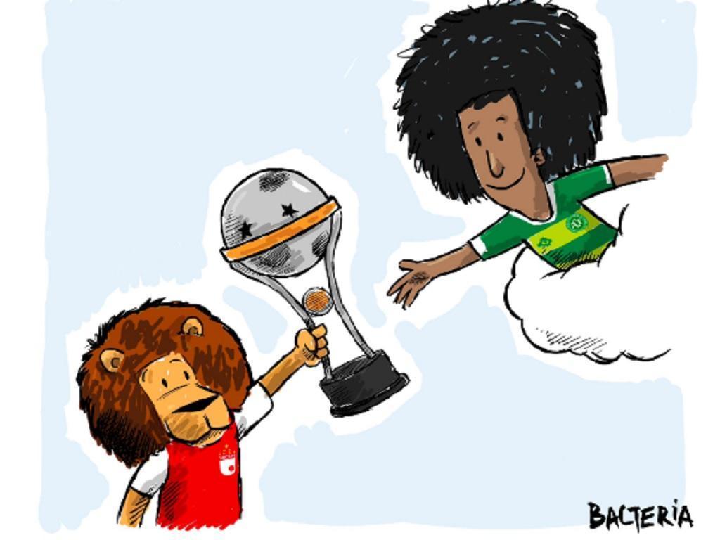 Independiente Santa Fé (fonte: twitter)