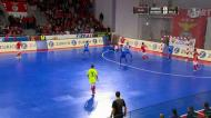 Futsal: Benfica sofre dois golos nos últimos 30 segundos e perde