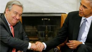 Guterres pronto para novas parcerias