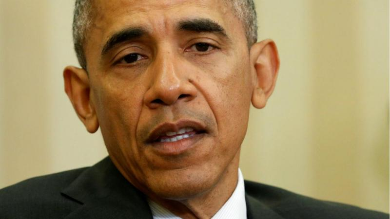 Barack Obama recebe António Guterres na Casa Branca