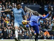 Man. City-Chelsea (Reuters)