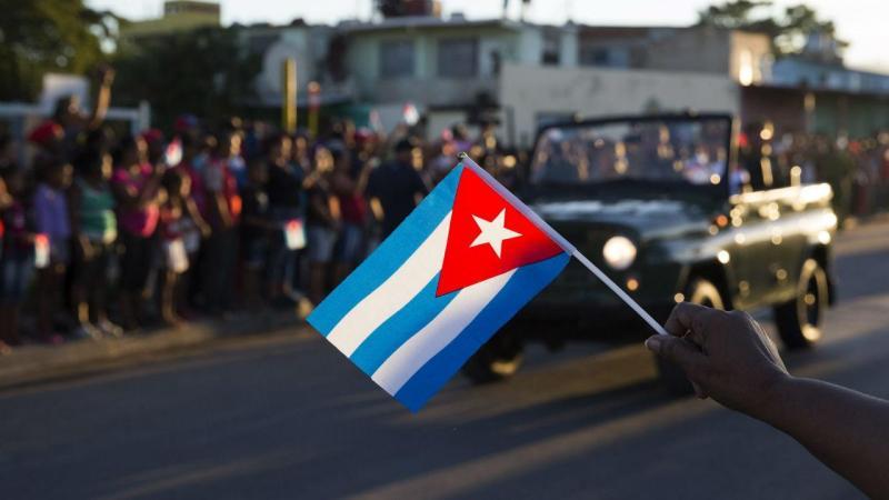 Homenagem ao pai da revolução cubana