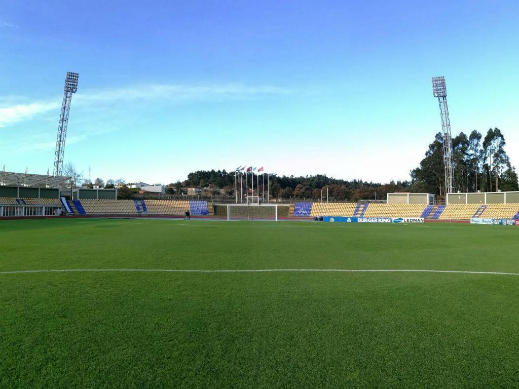 Estádio Dr. Jorge Sampaio (twitter Benfica)