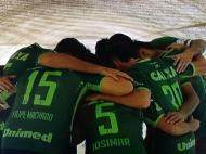 San Lorenzo: homenagem aos jogadores da Chapecoense