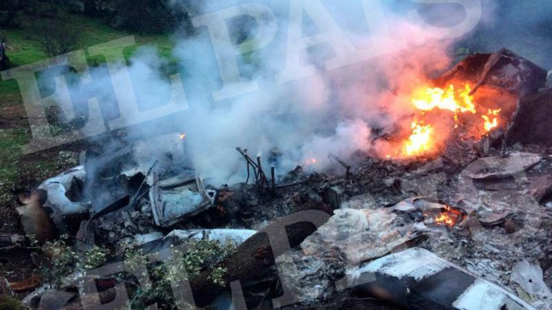 Queda de avioneta em Espanha faz quatro mortos