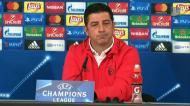Se passar Benfica consegue um feito. Veja a reação de Rui Vitória