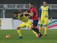 Serie A: Udinese bate Bolonha, Chievo-Génova empatado