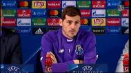 Veja o elogio de Casillas a Rui Pedro
