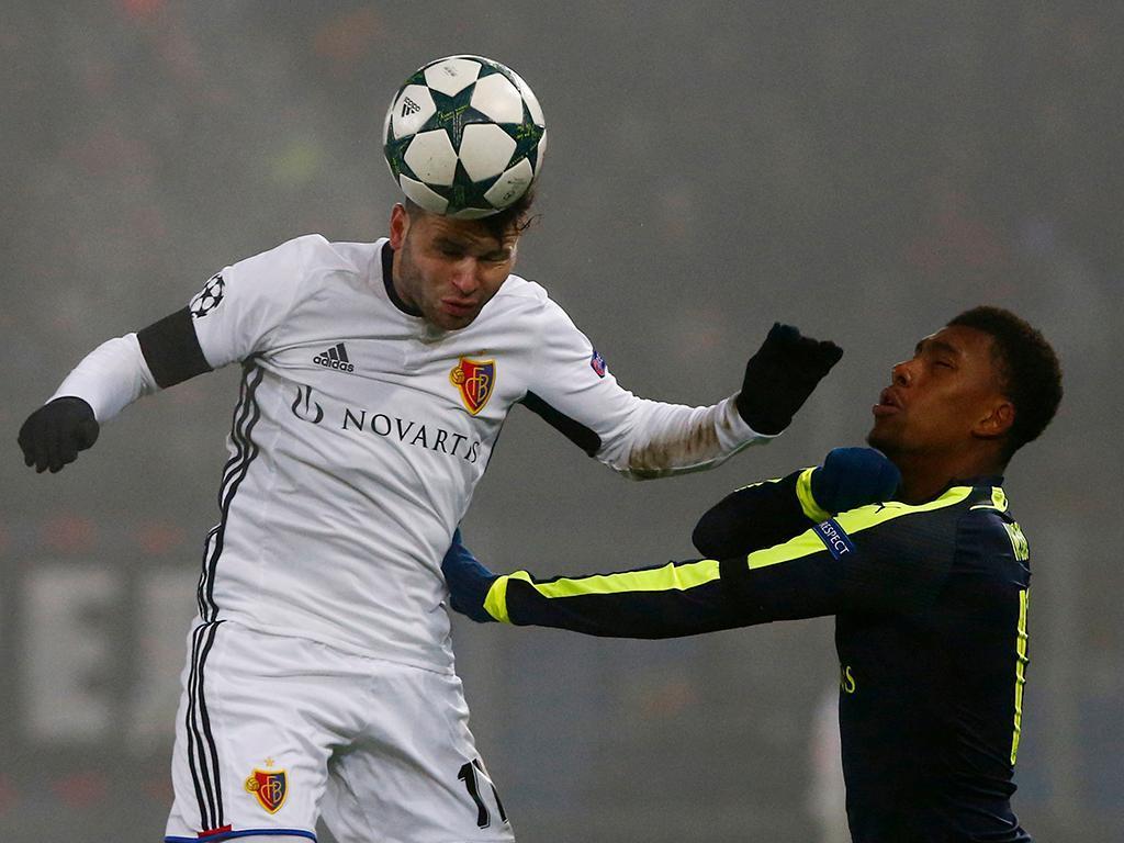 Basileia-Arsenal (Reuters)