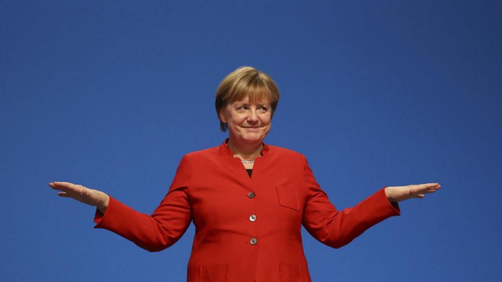Merkel, what else?