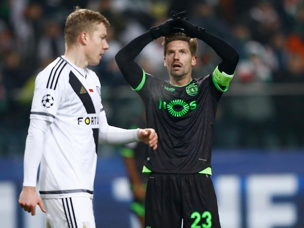 Legia-Sporting (Reuters)