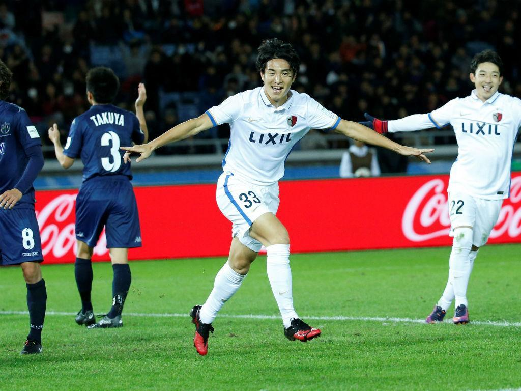 Auckland City-Kashima Antlers (Reuters)
