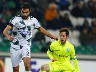 Konyaspor-Gent (Reuters)