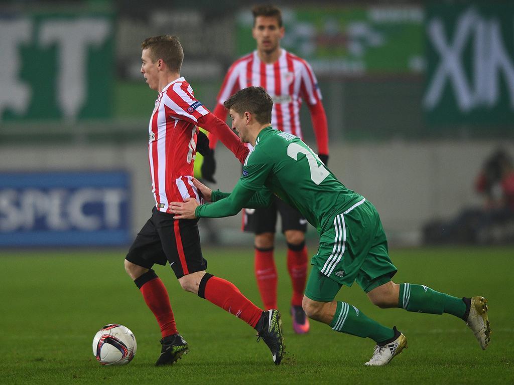 Rapid Vienna-Athletic Bilbao (Lusa)