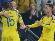 Maccabi Tel Aviv-Dundalk (Lusa)