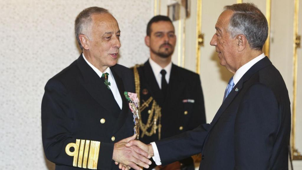 António da Silva Ribeiro e Marcelo Rebelo de Sousa