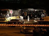 Atentado terrorista junto ao estádio do Besiktas (Lusa)