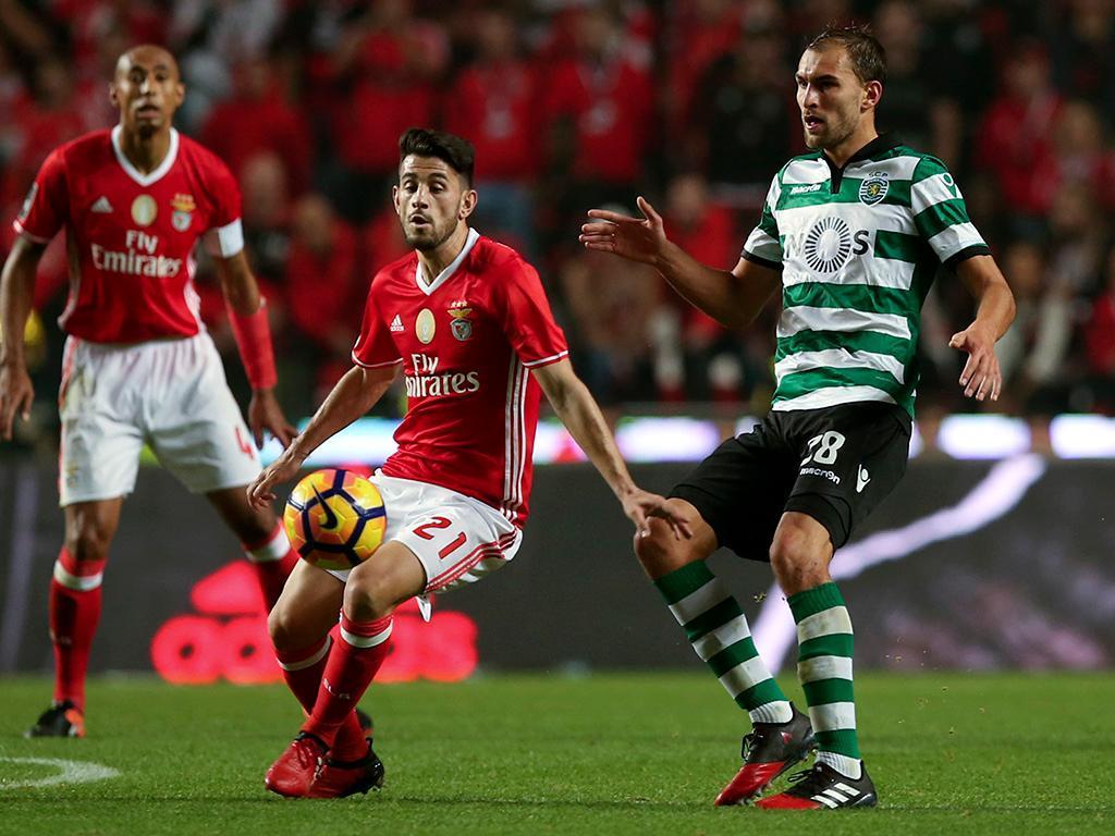 Liga: Sporting-Benfica a 22 de abril