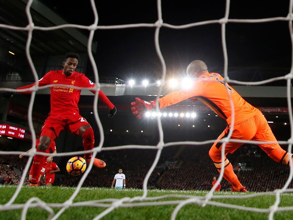 Liverpool-West Ham (Reuters)