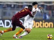 Serie A: Roma bate Milan