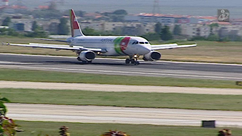 Drone entrou no perímetro do aeroporto de Lisboa