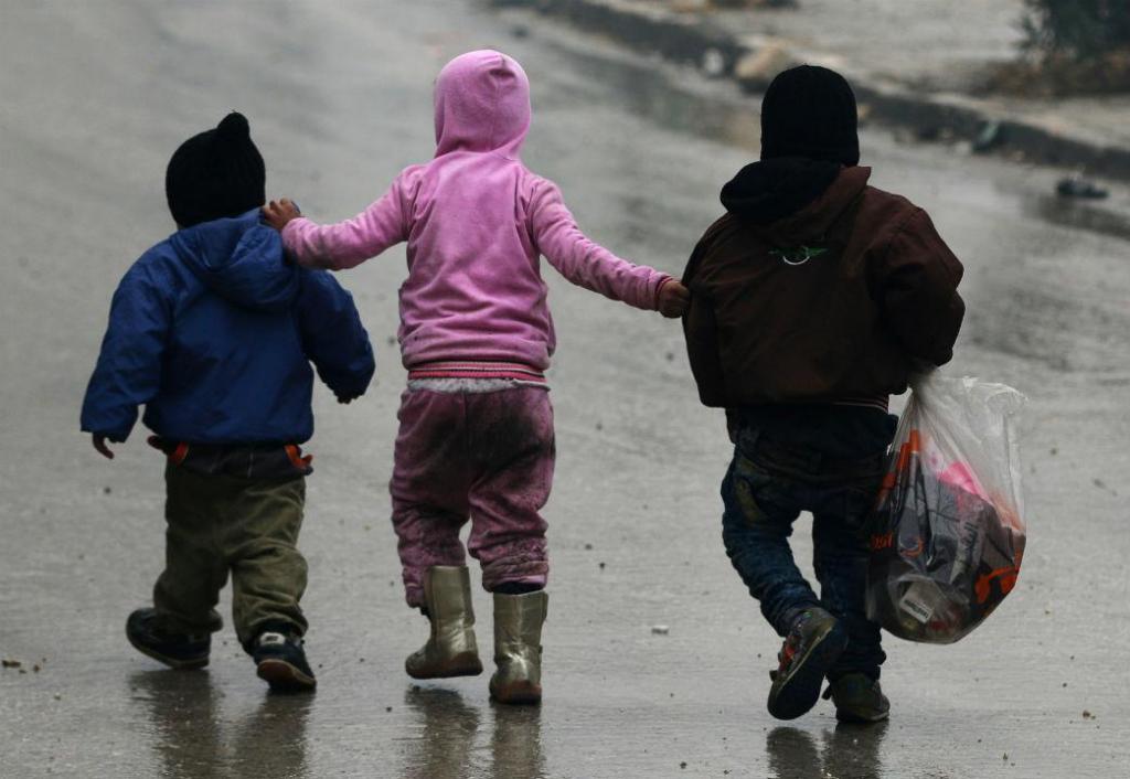 Tropas de Assad reconquistam Alepo