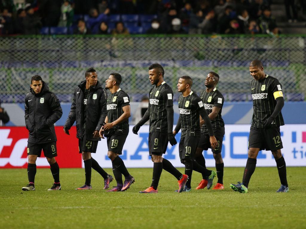 Mundial Clubes: Kashima Antlers elimina Atlético Nacional e faz história