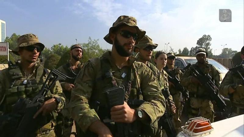 Militares portugueses arriscam a vida pela paz no Mali