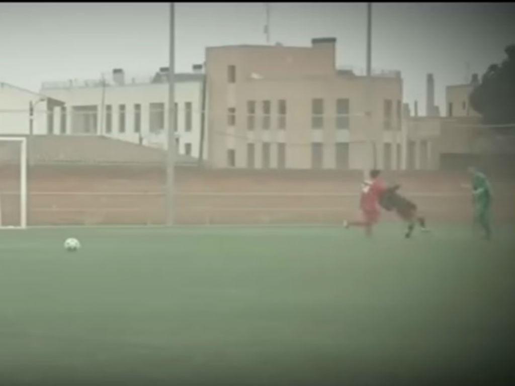 Agressão a árbitro em Espanha