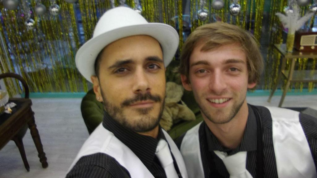 17 FOTOS - Selfies dos Anos 20