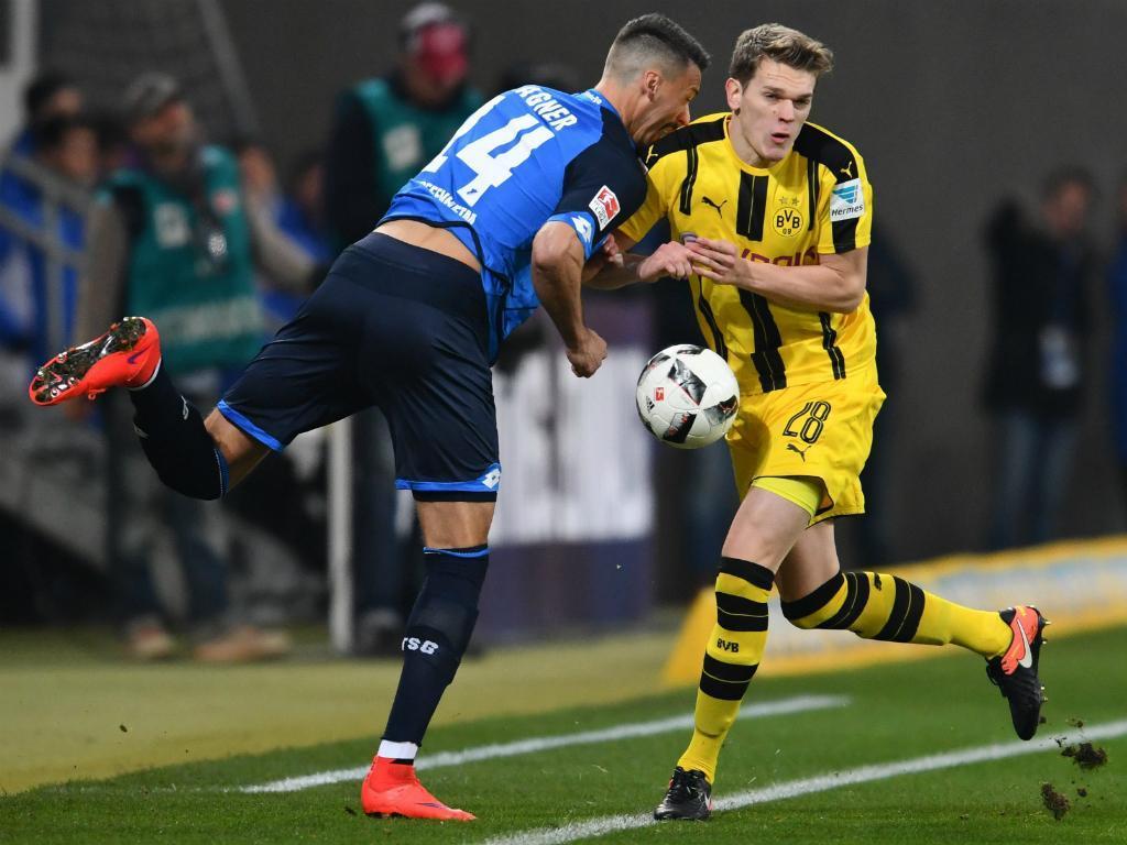Hoffenheim-Dortmund (EPA)