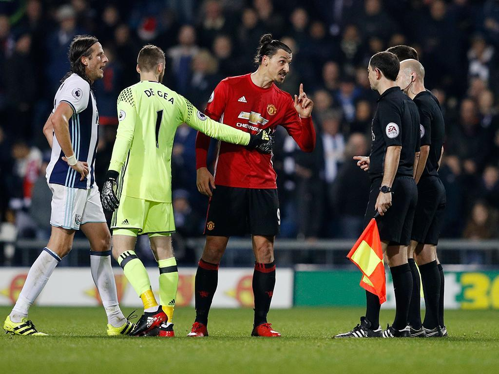 West Brom-Manchester United (Reuters)