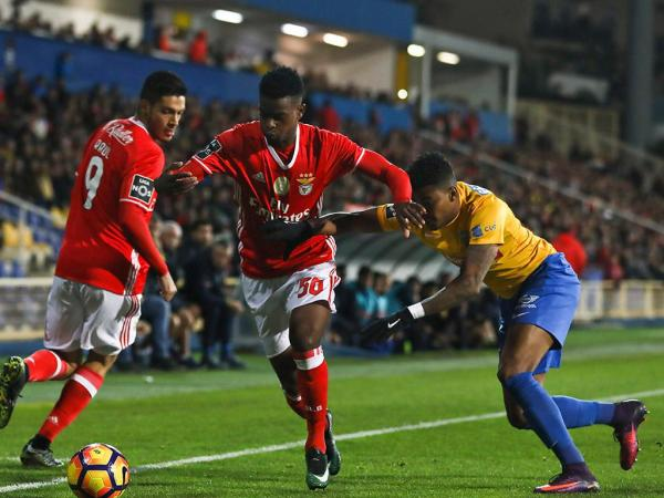 Estoril-Benfica, 0-1 (resultado Final
