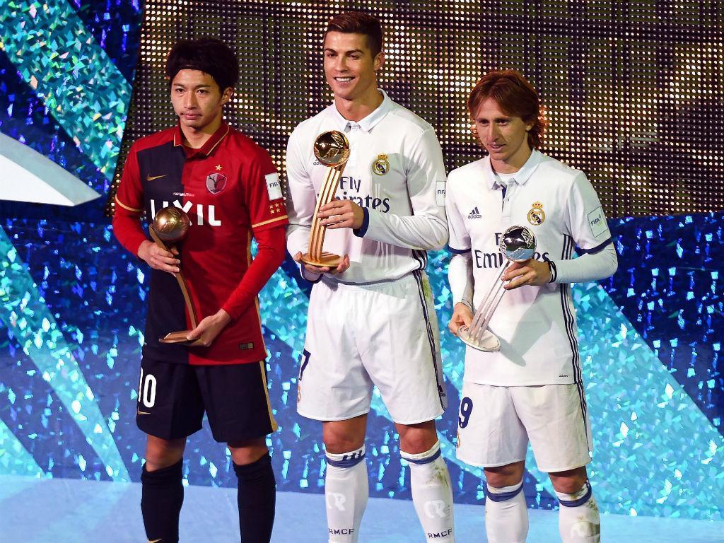 Ronaldo o melhor do Mundial de Clubes