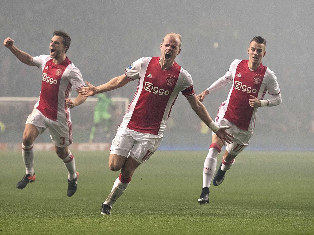 Ajax-PSV (Lusa)