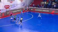 Futsal: Sporting sofre, mas vence Azeméis (3-4)
