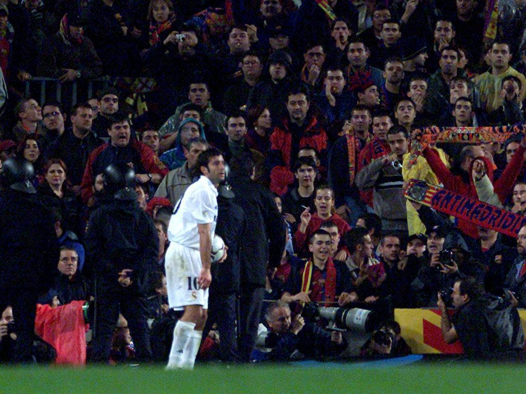 Barcelona-Real Madrid: 2002