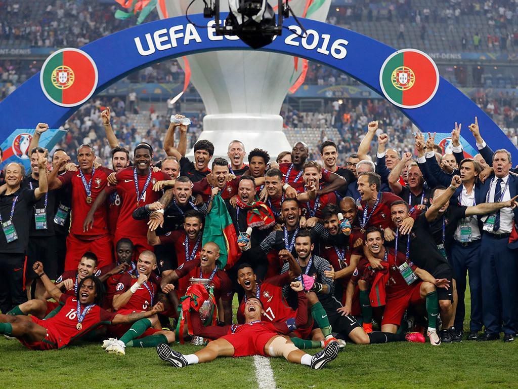 As melhores imagens do Euro 2016 (Reuters)
