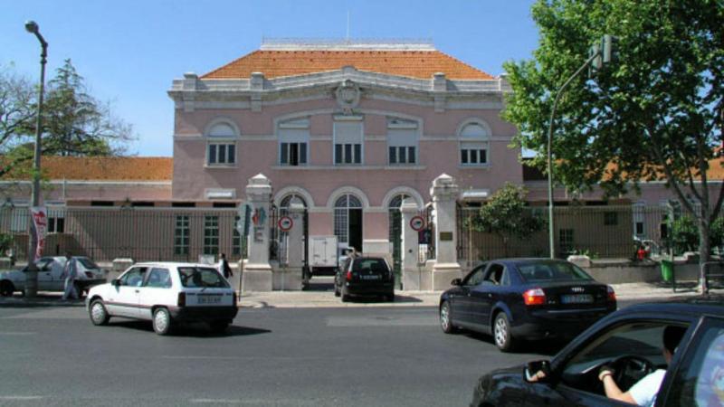 Hospital Júlio de Matos em Lisboa