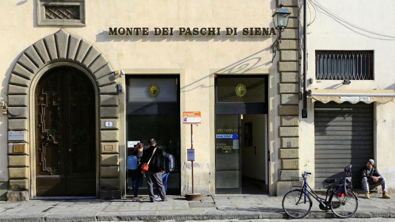 Monte dei Paschi anuncia fracasso em processo de recapitalização