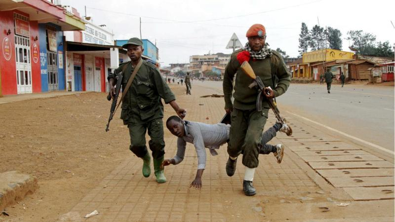 O mundo em 50 fotografias: República Democrática do Congo