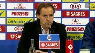 Quim Machado aborda possível regresso de Palhinha ao Sporting