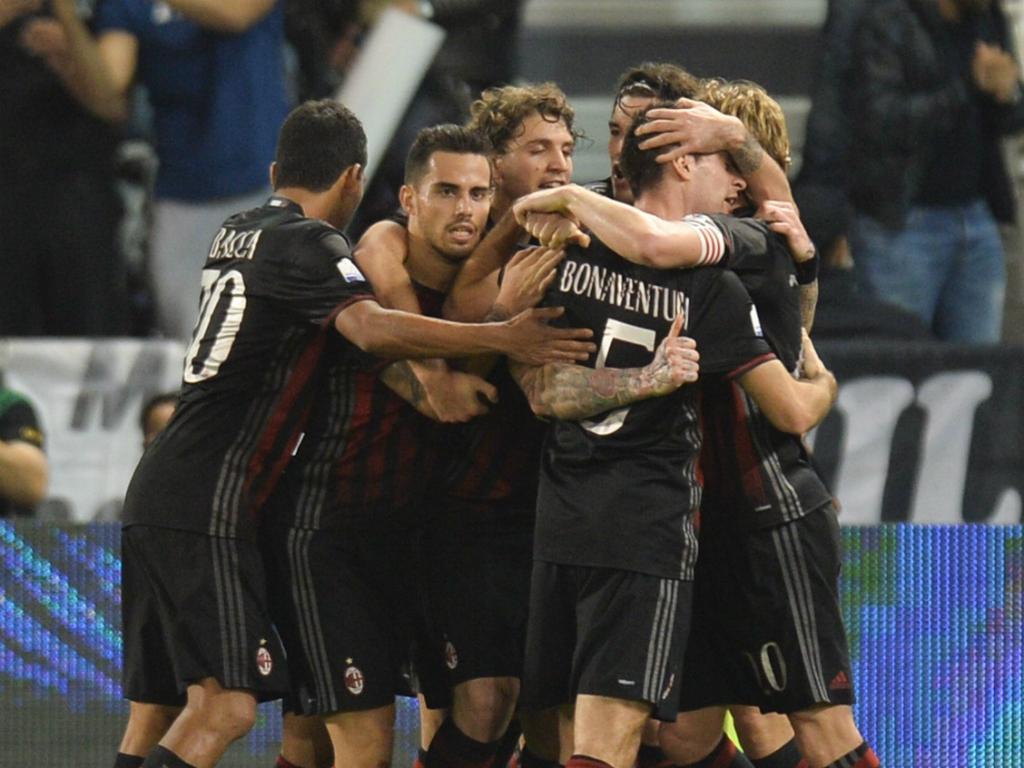 Supertaça de Itália: Juventus-Milan