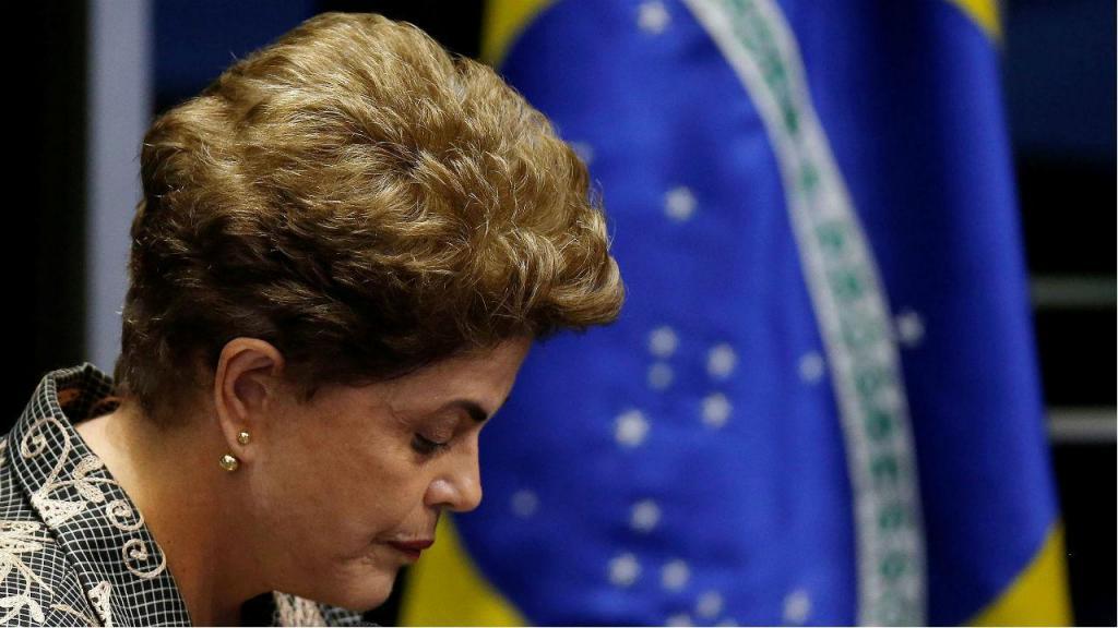 7 - Impeachment de Dilma Rousseff
