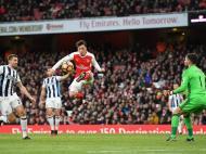 Arsenal-West Bromwich
