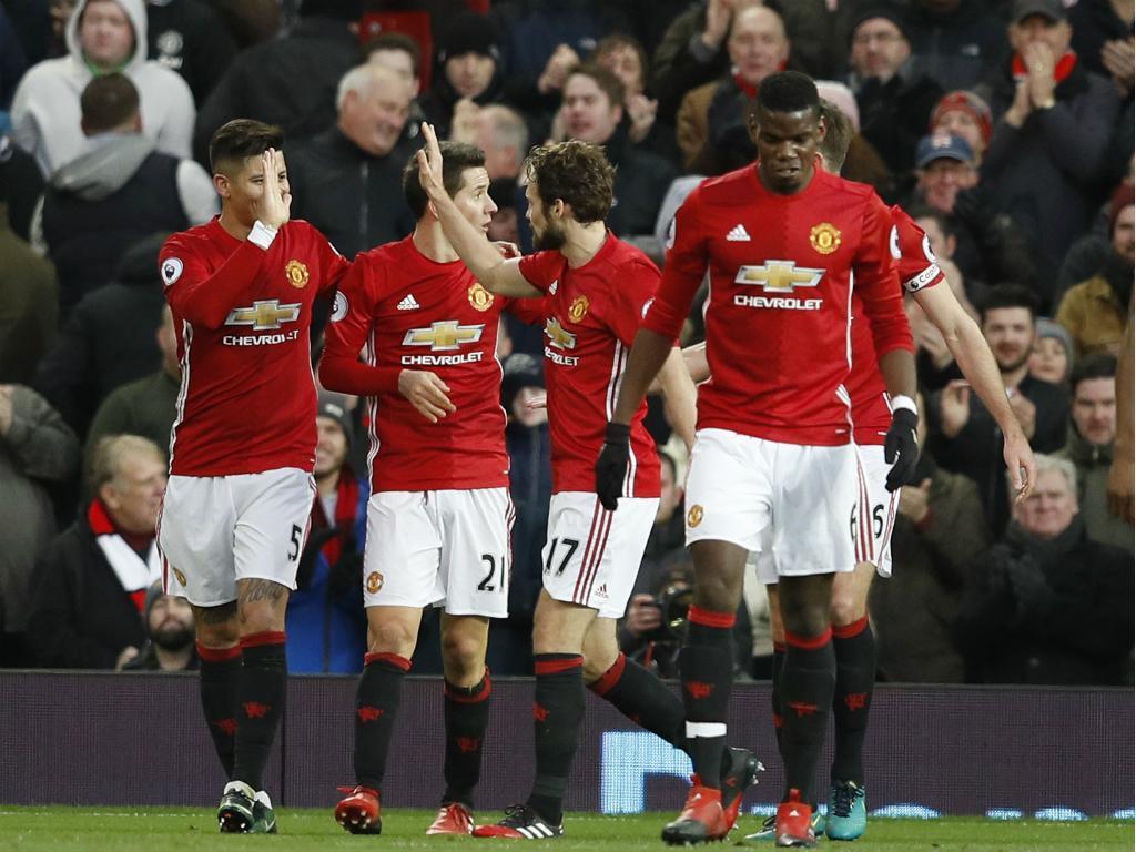 Manchester United-Sunderland