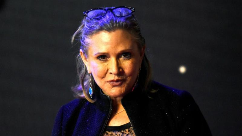 Adeus Princesa Leia